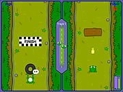 Game Frog Race