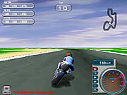 Game Motorcycle Racer
