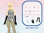 Game Paris Hilton Makeup