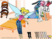 Game Tinkerbell Dress up 7