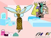 Game Tinkerbell Dress up 8