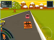 Game Zombie Racing