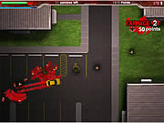 Game Zombie Ramming